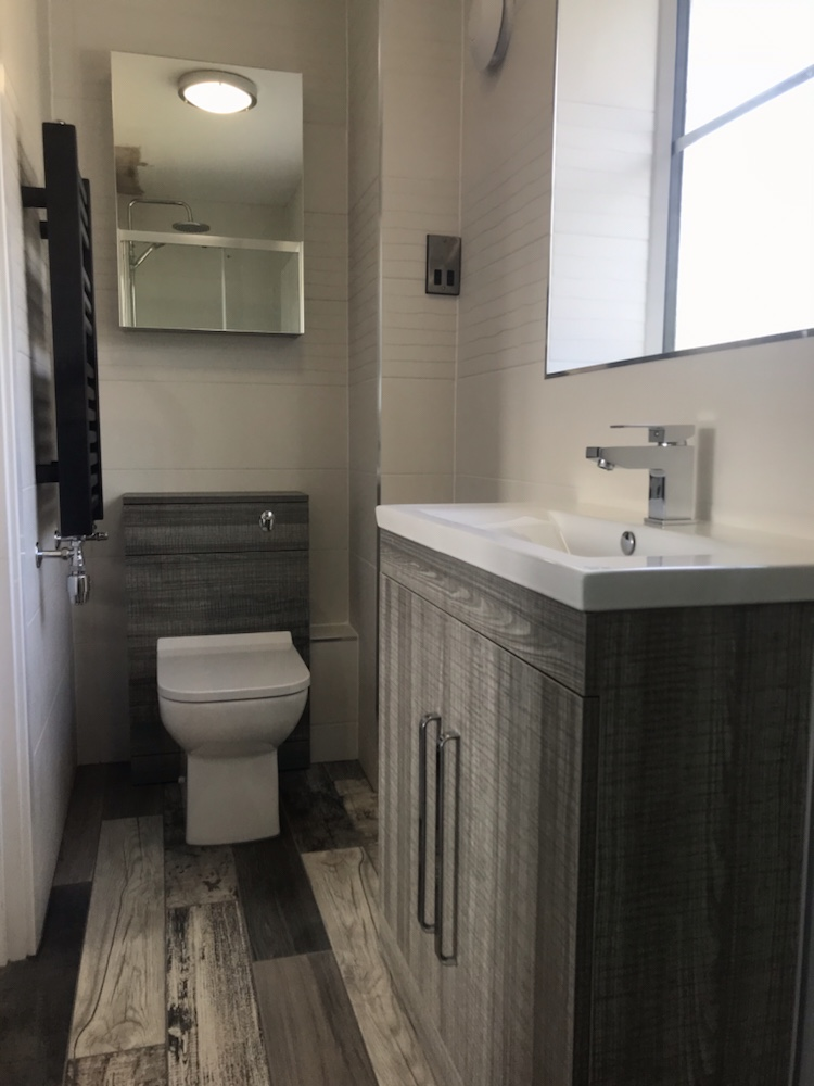 Ensuite re-fit in Peterborough